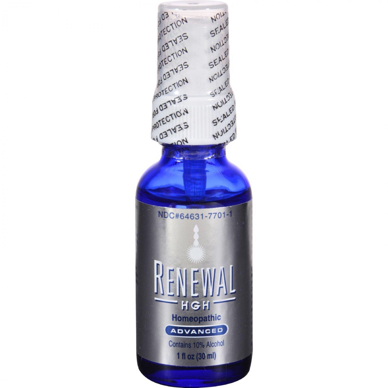 Always Young Renewal HGH Spray - Advanced - 1 fl oz