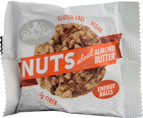 Betty Lou's Nut Butter Balls - Almond Butter - 1.4 oz - 12 ct