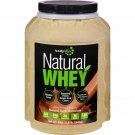 Bodylogix Protein Powder - Natural Whey - Dark Chocolate - 1.85 lb