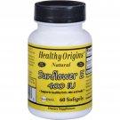 Healthy Origins Sunflower Vitamin E - 400 IU - 60 Softgels