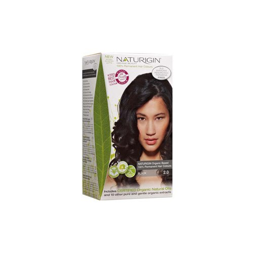 Naturigin Hair Colour - Permanent - Black - 1 Count