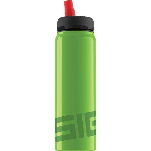 Sigg Water Bottle - Active Top - Green - Case of 6 - .75 Liter
