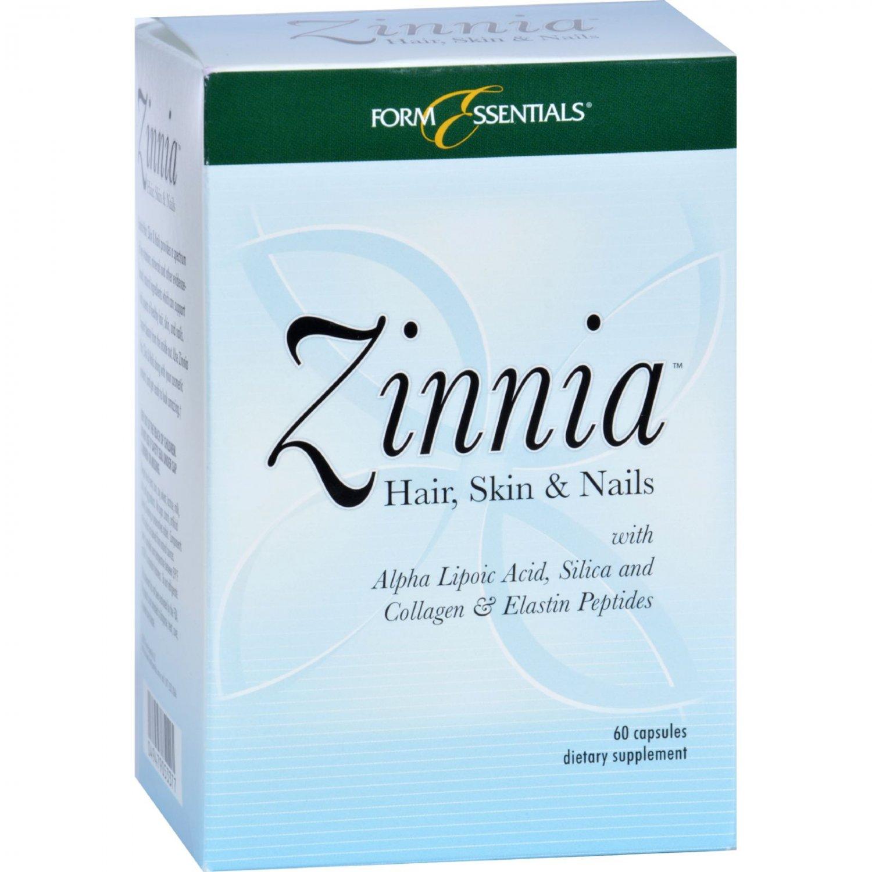 Zinnia Hair Skin and Nails - 60 Capsules