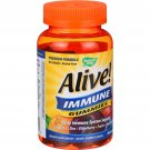Nature's Way Alive Immune Gummies - 90 Count