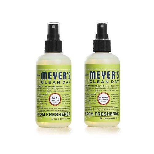 Mrs. Meyer's Room Freshener - Lemon Verbena - Case of 6 - 8 oz