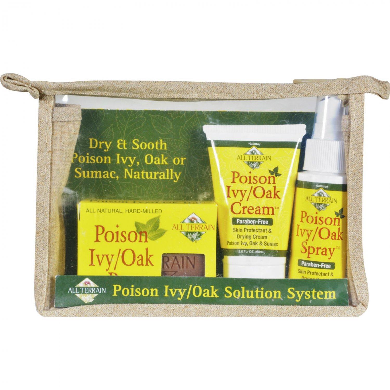 All Terrain Poison Ivy Oak Solution System - 3 Pieces