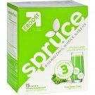Eboost Spruce - Energizing Whole Greens - Powder - Green Apple - 8.84 oz