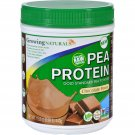 Growing Naturals Pea Protein Powder - Chocolate Power - 15.8 oz