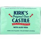 Kirks Natural Bar Soap - Coco Castile - Aloe Vera - 3 pack - 3/4 oz - 1 each