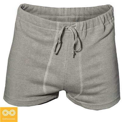 100% Organic French Linen Mozart Jersey Knit Boxers