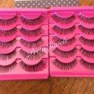 10 Pairs ✨ Natural Look False Eyelashes