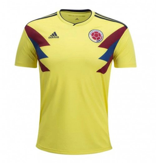 0b0d1d78a Colombia Home Jersey 2018 SOCCER FUTBOL -YELLOW