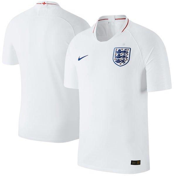 1f97e325b England National Team 2018-2019 Home Vapor Match Blank Jersey â   White