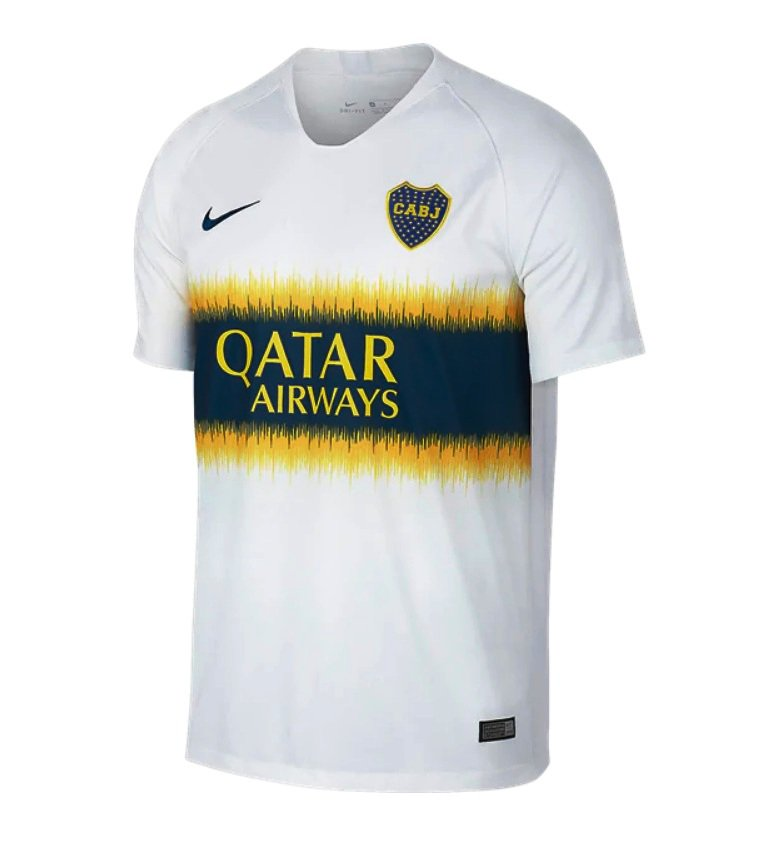 7664cd17815 Boca Juniors 2018/2019 Away Soccer Jersey Shirt -argentina