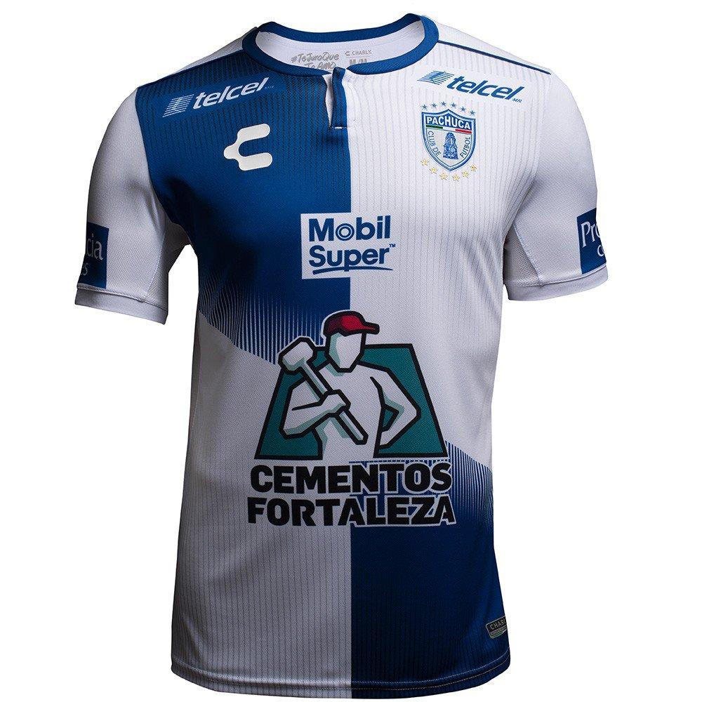 Men s TUZOS DEL PACHUCA Club home 2018 2019 Men Jersey Soccer Football e234888e1