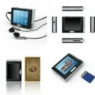 "Cowon D2 4GB Portable Media Player with 2.5"" Screen D2-4096BL (Black)"