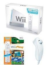 Nintendo Wii With 14 Great Games and 4 Controllers