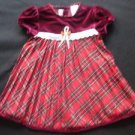 """NEW """"Holiday"""" Party Dress 3T Girls Clothes NWT"""