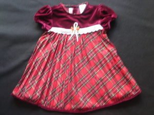 "NEW ""Holiday"" Party Dress 3T Girls Clothes NWT"