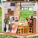 DIY house Ada's painting room 3D puzzle educational toys for children and adults