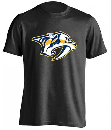 Nashville Predators T Shirt Men's Sizes XS-3XL New Short Sleeve NHL Hockey Stanley Cup