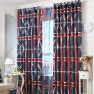 1 Panel Modern Blackout Window Curtain Drapes