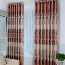modern shade blackout curtains for living room the bedroom kitchen window curtain drapes
