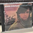John Cougar Mellencamp: Scarecrow CD, American fool