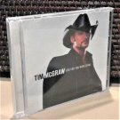 2 CD's, Tim Mcgraw : Live Like You Were Dying CD, Greatest hits vol 2