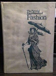 The Pictorial Encyclopedia of Fashion, Ludmila Kybalova -1968