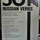 501 Russian Verbs: Fully Conjugated in All the Ten