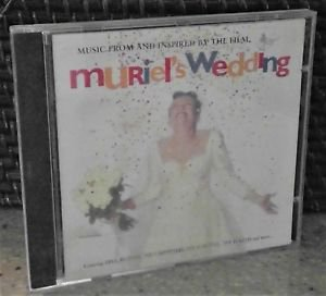 3 CD's Original Soundtracks : Muriels Wedding ,Cocktail & Good Morning Vietnam