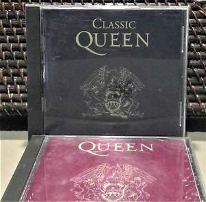 Queen - Greatest Hits Queen Music- Queen Classics 2 CD's