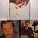 3 - CD Mixed Country: Collin Raye, Phil Vassar, Bryan White