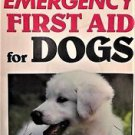 Emergency first aid for dogs consumer guide paperback