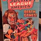 Justice League of America Comic Book #222, DC Comics 1984 NEAR MINT