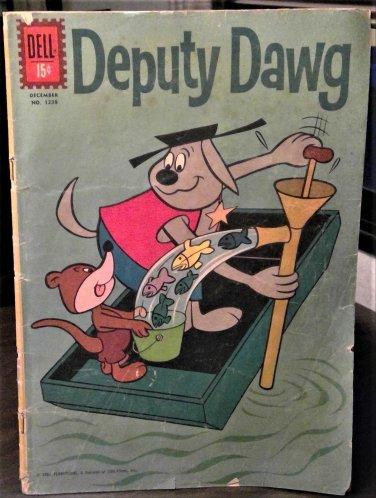 DEPUTY DAWG 1961 Series #1238 Comics Book