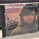 2 CD's John Cougar Mellencamp: Scarecrow CD, American fool