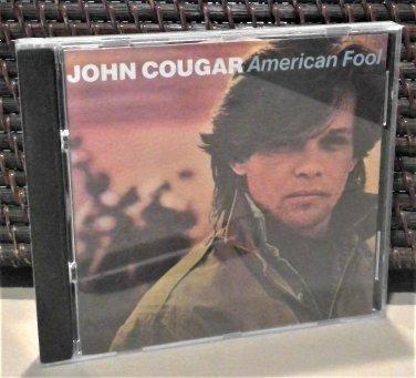 2 CD's John Cougar Mellencamp: Scarecrow CD, American fool