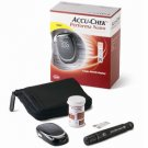 Accu chek performa nano glucometer with 100 Test Strips free shipping