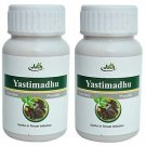 Yastimadhu Powder 100g (Pack of 2) GLYCYRHIZA GLABRA 100 % Natural & Organic