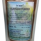Pure Herbal Le'ayur Vijaysaar (Pterocarpus marsupium) Powder 200 Gms Free Ship