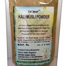 Le'ayur Blac Musli (Curculigo orchiodes) Organic Powder, 100 Gms  Natural & Pure