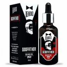 BEARDO GODFATHER Lite Beard & Mustache Oil - 30ml  Fragrance and Nourishment