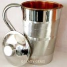 Acupressure Magnetic Copper Jug for Diabties, Blood Pressure & Digestion