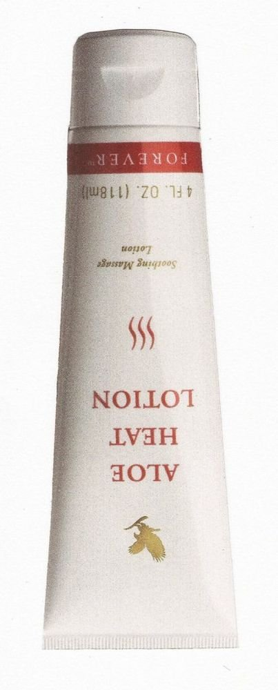 Forever Living Aloe Heat Lotion 118ml An ideal Soothing Massage lotion US