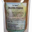 Pure 100 % Herbal Le'ayur Dalchini (Cinnamon) Powder, 100 Gms Ayurvedic Herbs