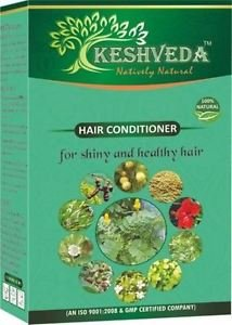 100 % Organic Natural Hair Conditioner  By Keshveda For Shiny and Healthy Hair