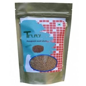 100 % Pure and Natural Fenugreek Seed Powder - (100 g=3.52 oz) from Truu aids