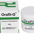 Prevest DenPro Orafil G, Dental Products Temporary Teeth Filling material 40 gm